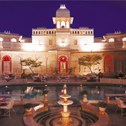 A picture of Shiv Niwas Palace taken on a bespoke luxury holiday with Greaves India