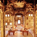 A picture of Devi Garh taken on a bespoke luxury holiday with Greaves India