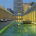 A picture of Aman New Delhi Swimming Pool taken on a bespoke luxury holiday with Greaves India