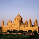 A picture of Taj Umaid taken on a bespoke luxury holiday with Greaves India